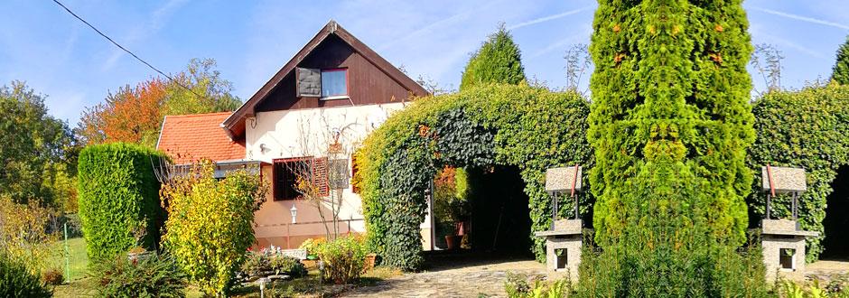 Ház az Alpokalján